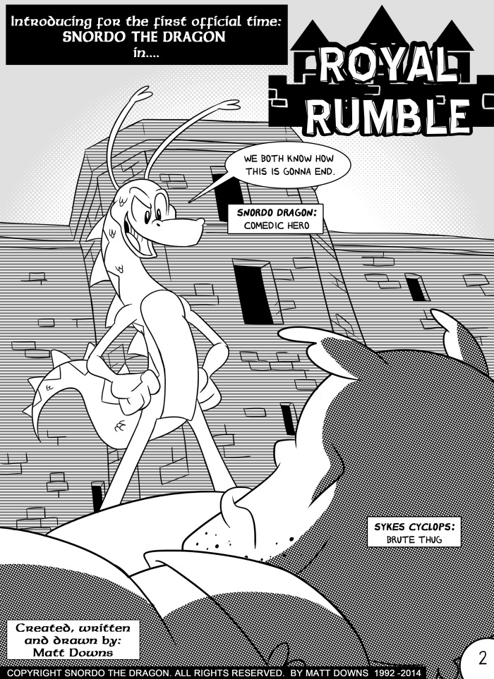 Royal Rumble: P2