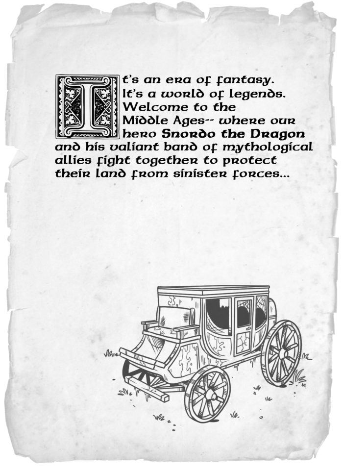 Dragon Wagon Prologue