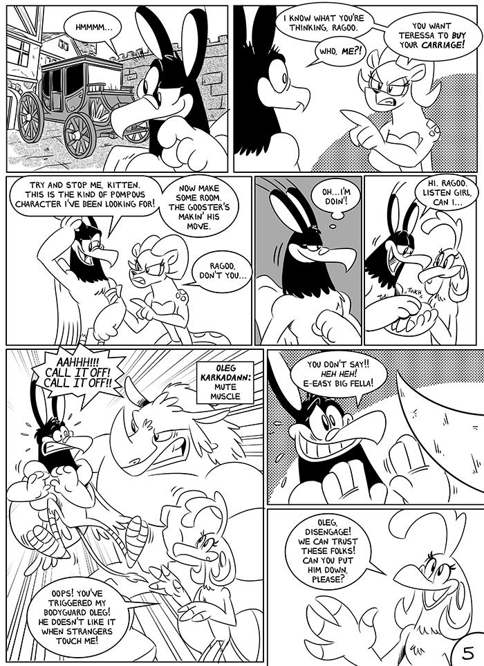 Dragon Wagon: Part 2 P5