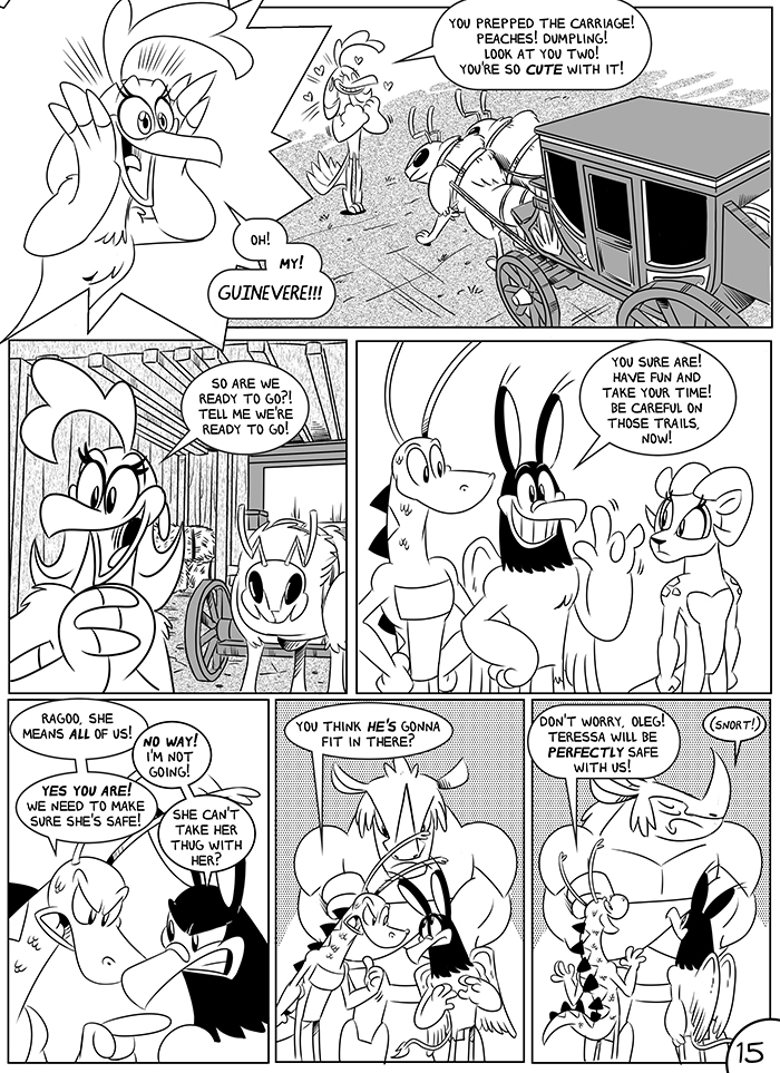 Dragon Wagon: Part 2 P15