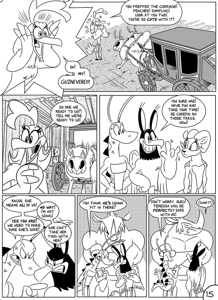 Dragon Wagon: Part 2 P15