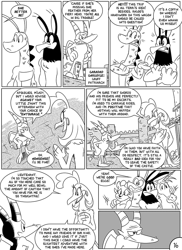 Dragon Wagon: Part 2 P16